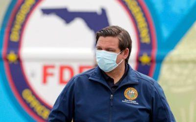 Gobernador DeSantis prorroga prohibición de desalojos en Florida
