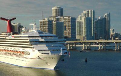 Los CDC prohíben hasta octubre los cruceros en Estados Unidos