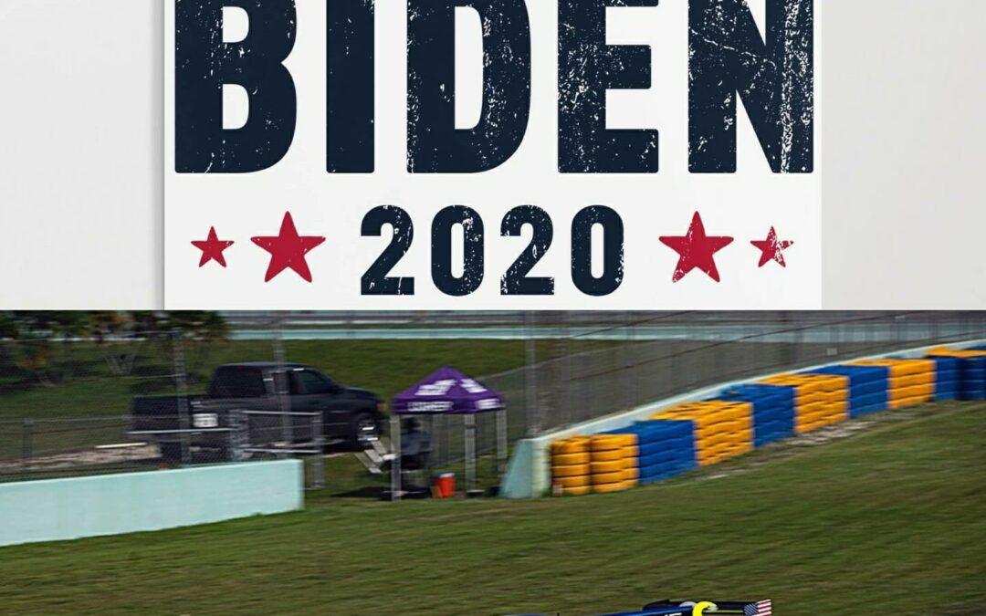 Campaña de Biden se une al piloto cubano Andrew Varona