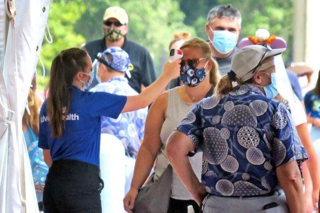 Por tercer día consecutivo Florida supera los 4 mil contagios por Covid-19