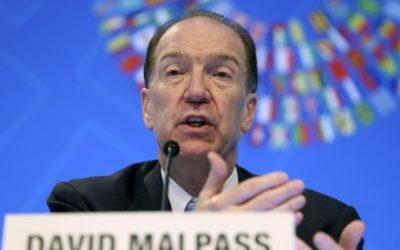 """El Banco Mundial llama a """"evitar que se extienda una crisis de deuda"""" en América Latina"""
