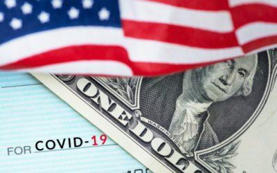 Este fin de semana IRS comenzará la entrega de los $1,400 de ayuda económica